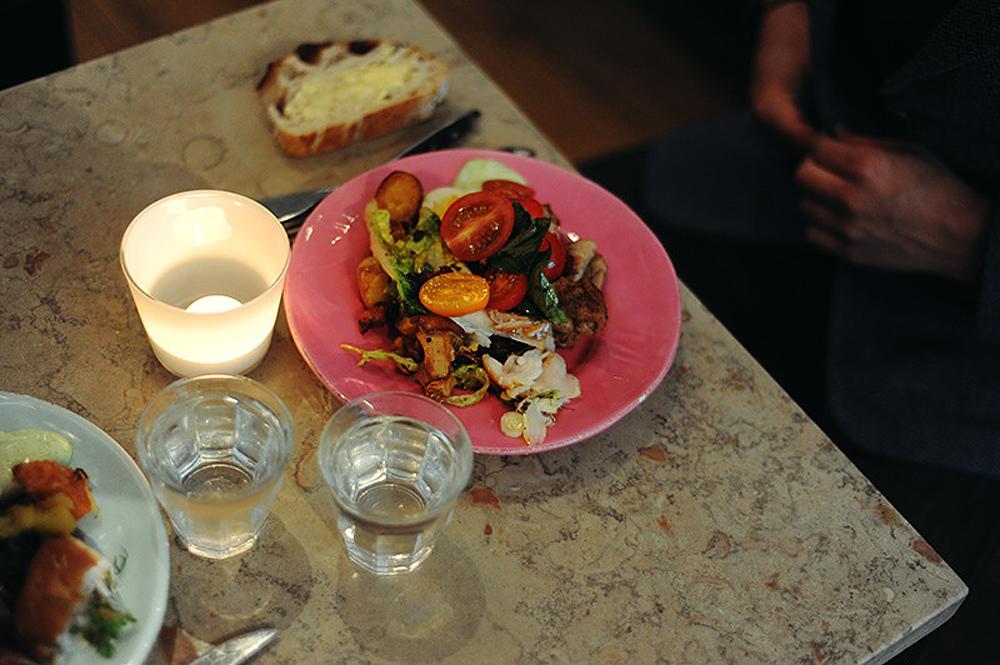 vegetariska restauranger östermalm