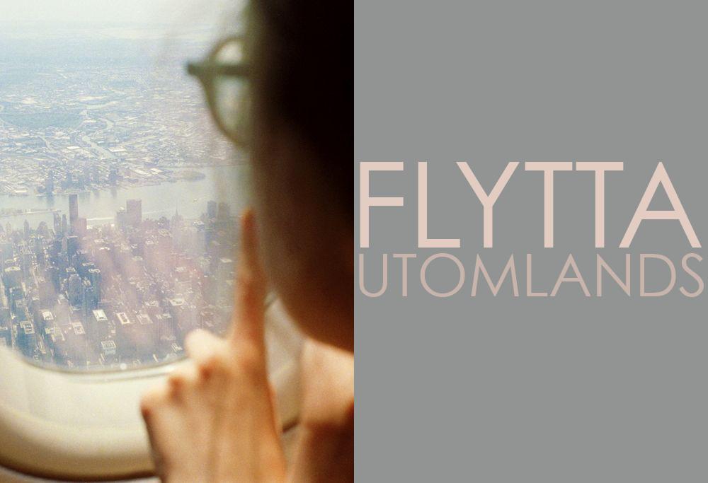 DISKUSSION: FLYTTA UTOMLANDS - Flora Wiström - Metro Mode