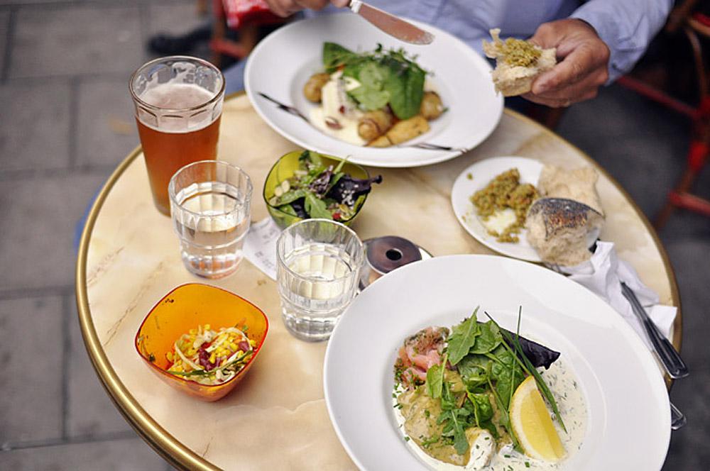 stockholms bästa vegetariska restaurang