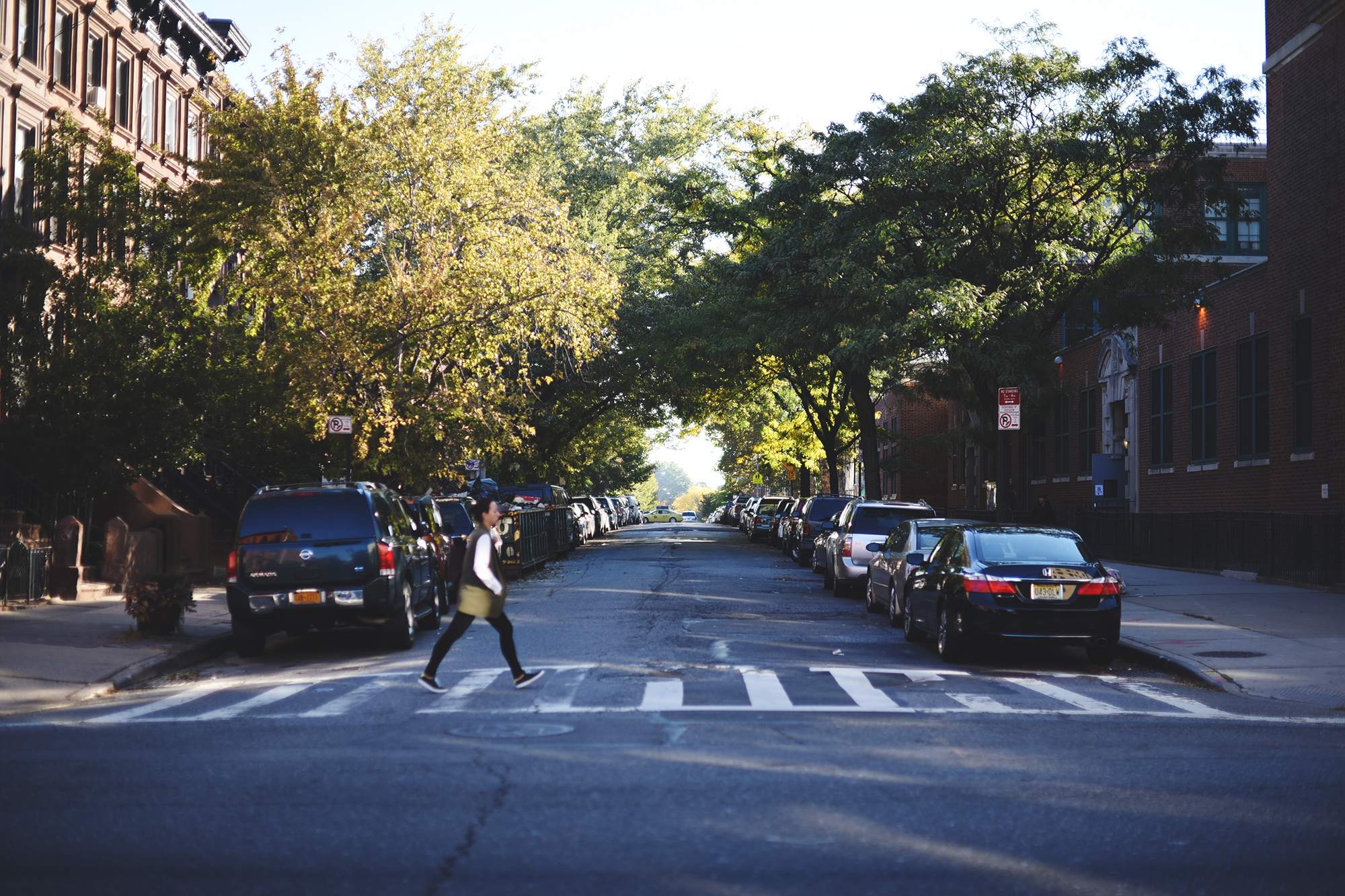 Dejta I New York Lägenhet