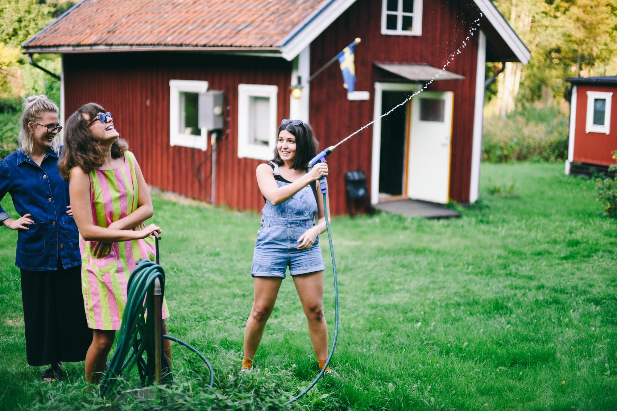 Ett dygn på Kullahalvön | Flora Wiström